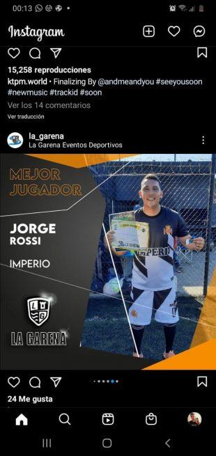 Jorge Rossi
